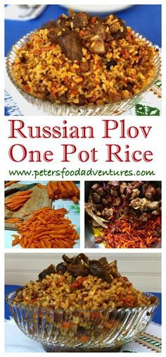 Russian plova one pot chicken and rice recipe rice recipes a russian comfort food easy to make one pot rice recipe plov forumfinder Gallery