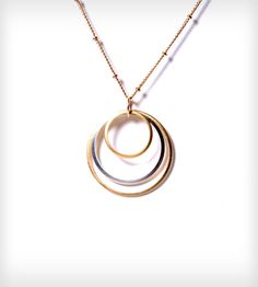 Chantal Necklace | Jewelry Necklaces | Frolick Jewelry | Scoutmob Shoppe | Product Detail