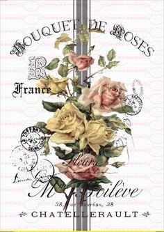 servilleta bouquet madame boileve