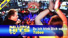 """Tobee live mit """"Du ich trink Dich schön"""" auf Peter Wackel´s Bierkönig Partyboot 2014 in Köln. http://mallorcahitstv.de/2014/09/tobee-du-ich-trink-dich-schoen-partyboot-koeln/"""