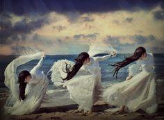 Fantasy-Driven Photography Inspired by Fears and Dreams - Photographer Chiara Fersini aka Himitsuhana