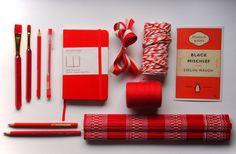 Cabinet Of Pearpit - RED | Trendland: Fashion Blog & Trend Magazine