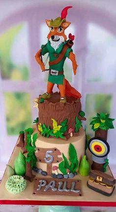 Robin hood recipes cakes