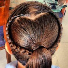 peinados infantiles tendencias modernas ideas interesantes