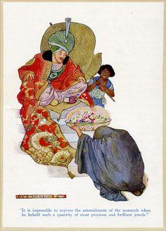 Arabian Nights  A.E. Jackson