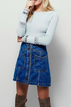 Free People Rosey Cuff Thermal