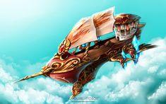 Art - Fantasy Scene on Fantasy-Empire - deviantART