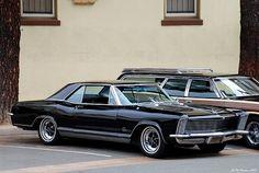 1965 Buick Riviera Grand Sport - black - fvr | Pat Durkin | Flickr