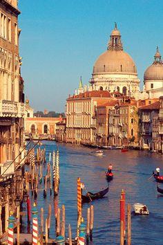 Grand Canal, Venice <3