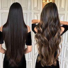 Brown Hair Balayage, Brown Blonde Hair, African Braids Hairstyles, Braided Hairstyles, Dark Hair With Highlights, Long Dark Hair, Hair Painting, Cool Hair Color, Delaware
