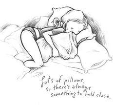 Pillow hug