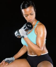 African-American Women: Best Hairstyles and Tips for the Gym-Shape Magazine