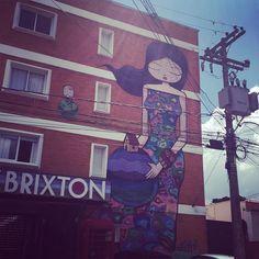 #brixtonsqn só um prédio no Castelo by raqalmeida
