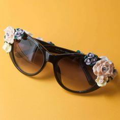 óculos flores