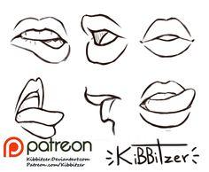 kibbitzer crée des peintures, des tutoriels, des bandes dessinées. | Patreon