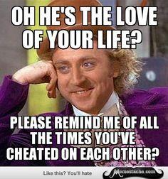 Condescending Wonka: ...