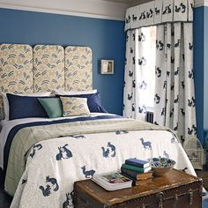 11 beautifully upholstered headboards to inspire