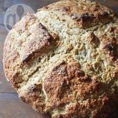 Perfectly moist Irish wheaten bread