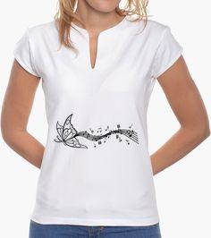 T-shirt LA MUSICA CHE FA VOLARE