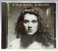 Celine Dion Unison Music CD 1990 Epic #1990sPopVocal