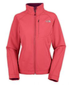 Pink 2012 Fashion North Face Bionic Jacket For Women On The Net