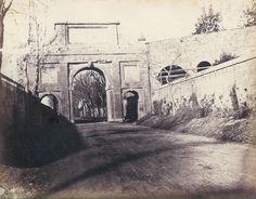 Arco di Sisto V (1860-70)