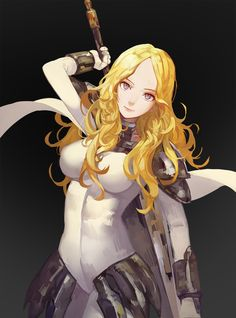 Character: Teresa Anime: Claymore  落書き by ♣3‭ (id... - Anime Fanarts