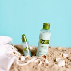 A beautiful tan needs to be worked on! We can look after our skin thanks to the Moisturizing Repairing Lotion and Sublimating Anti-Aging Care.  #YRSummerEssentials