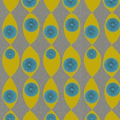 retro pattern by mummysam, via Flickr