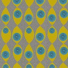 retro pattern by mummysam, via Flickr