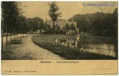 Haarlem, Haarlemmerhoutpark