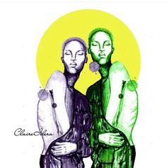 U C H E  :  @claireidera  ______ #Osengwa | #AfricanArt | #AfricanFashion | #AfricanMusic | #AfricanStyle | #AfricanPhotography | #Afrocentric | #Melanin | #African | #Art | #AfricanInspired | #InspiredByAfrica | #BlackIsBeautiful | #ContemporaryArt | #OutOfAfrica