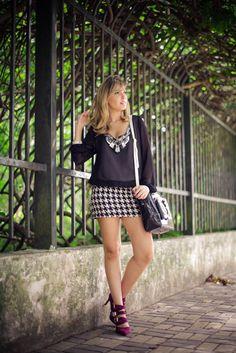Taciele Alcolea » Arquivos » Look: Blusa Incrível!
