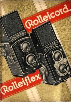 ROLLEI, 1930.
