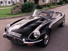 classic dream car - Jaguar e type