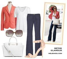 Retro Glamour or Fashion Forward