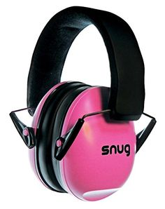 Protect little ears of your baby with the Snug Safe n Sound Kids Earmuffs / Hearing Protectors. Snug over the ears will protect against loud noises that can cause hearing damage to your kids.