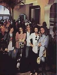 Eagles (band) - 1976  Hotel California - The Hotel still looks the same - the town doesn't -