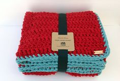 Children+Chunky+Crochet+Blanket+Chunky+by+BellaJulieBoutique