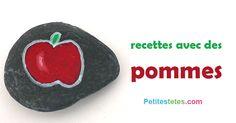 Recettes avec des pommes pour les enfants