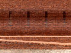 Pavilion Brick Factory Vogelensangh / Bedaux de Brouwer Architects