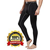 Compression Pants Men Leggings Tights Sports Cool Running Dry Base Layer Fitness Apparel Yoga * Details can be found by clicking on the image.