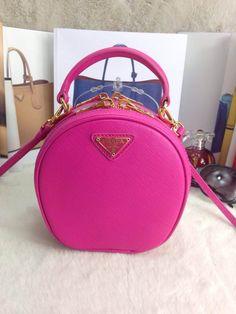 620798e99dd8 Cheap Prada Australia Sale,New Prada mini Saffiano leather bag PEONY PINK