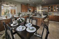 Encore Dining Room & Kitchen Design