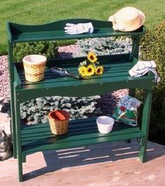 GardenKraft Cast Iron Chimnea Patio Heater Lovely Mosaic Serving Table BARGAIN