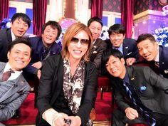 YOSHIKIが明日夜「しゃべくり」でセルフィーの腕前を披露 - 音楽ナタリー