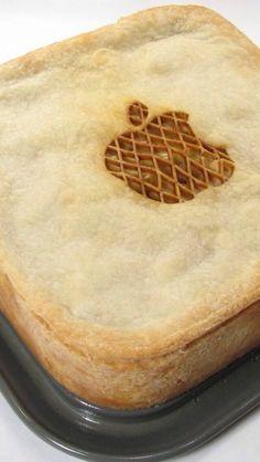 #Apple #pie #tarte #original