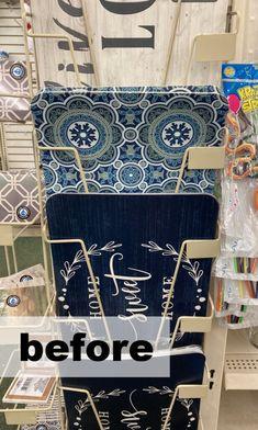 Genius! Dollar Store Placemats - 6 Crafts and DIY Decor Ideas