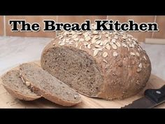 Granary Bread Recipe in The Bread Kitchen - YouTube