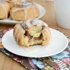 Cinnamon Swirl Cream Biscuits